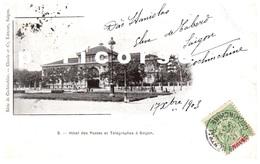 Saïgon  Hôtel Des Postes Et Télégraphes - Vietnam