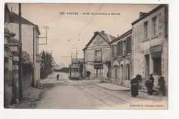 NANTES - ARRET DU TRAMWAY A SEVRES - 44 - Nantes
