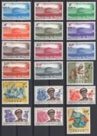 1970. République Démocratique Du Congo. COB N° 724/44 *, MH - Neufs