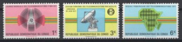 1971. République Démocratique Du Congo. COB N° 782/84 *, MH - Neufs