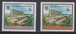 1971. République Démocratique Du Congo. COB N° 795/96 *, MH - Neufs