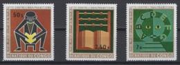 1971. République Démocratique Du Congo. COB N° 797/99 *, MH - Neufs