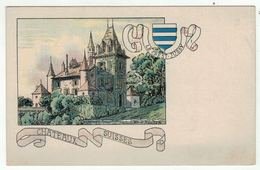 Suisse // Schweiz // Switzerland // Genève // Château  Le C'est-Jussy - GE Ginevra