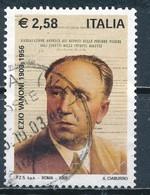 °°° ITALIA 2003 - EZIO VANONI °°° - 6. 1946-.. Republic