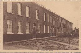 LOT - LOTH - BEERSEL - Ecole Des Filles - 1920-1930 - Beersel