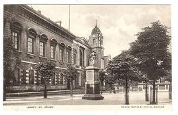 JERSEY - SAINT HELIER - Place Royale - Royal Square - Sans éditeur - Jersey