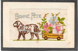 BRODEE Attelage De Chien - Embroidered