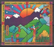 Nations Unies (Genève) - YT 329-332 ** MNH - 1997 - Sommet Planète Terre - Office De Genève