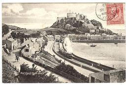 JERSEY - Mont Orgueil Castle, Jersey - Ed. J. Welch & Sons, Portsmouth, N° 416 - Jersey