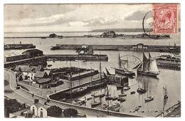 JERSEY - St. Helier Harbour, Jersey - Ed. J. Welch & Sons, Portsmouth, N° 401 - Jersey