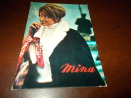B728  Mina Non Viaggiata - Chanteurs & Musiciens