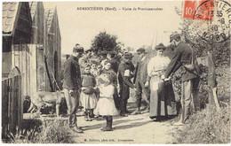 59 ARMENTIERES  Visite De Provisionnaires - Armentieres