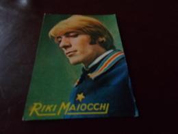 B728   Riki Maiocchi Non Viaggiata - Cantanti E Musicisti