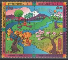 Nations Unies (Vienne) - YT 246-247 ** MNH - 1997 - Sommet Planète Terre - Neufs
