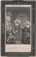 Overste Meisjes-weezenhuis-rosa Isabella Bouquet-meulebeke-sottegem 1870 - Images Religieuses