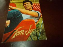 B728   Tom Jones  Non Viaggiata - Cantanti E Musicisti
