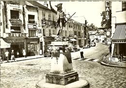"""CP De REMIREMONT """" Monument Du Volontaire De 1792 """" - Remiremont"""