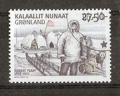 Groenland 2005 - Explorateur Robert Peary - YT 427° - Gebraucht