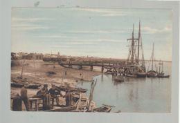 CP (85) Port De L'Aiguillon - France