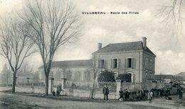 47  VILLEREAL  ECOLE DES FILLES - France