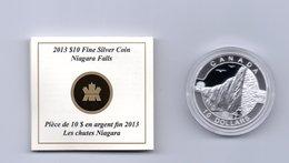 CANADA $ 10,-- NIAGARA FALLS  AG 2013 - Canada