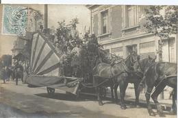 CPA 202 -  LANGRUNE SUR MER Fête Du Souvenir Normand Cavalcade En 1905 - Caen