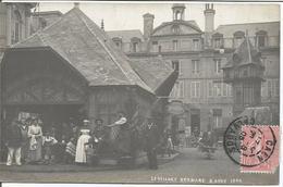 CPA 201 -  CAEN Le Village Normand Le 8 Aout  1905 - Caen