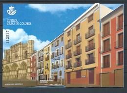 ESPAÑA 2018 ** ED-5256 PATRIMONIO ARTISTICO. CUENCA - 2011-... Unused Stamps