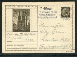 Deutsches Reich / 1936 / Bildpostkarte > KOELN, Dom, Steg-Stempel Muenchen (18446) - Deutschland
