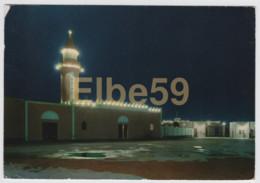Lybie, Tobruk, Mosquée, Nocturne, écrite - Libia