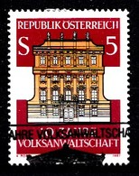Autriche 1987 Mi.Nr: 1891 Volksanwaltschaft  Oblitèré / Used / Gebruikt - 1945-.... 2nd Republic