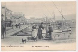 CPA LA SEYNE Le Port - La Seyne-sur-Mer