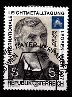 Autriche 1987 Mi.Nr: 1889 Internationale Leicht.....  Oblitèré / Used / Gebruikt - 1945-.... 2nd Republic