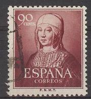Espa�a-Spain. Isabel La Cat�lica (o) - Ed 1094, Yv=783, Sc=817, Mi=991 - 1931-Hoy: 2ª República - ... Juan Carlos I