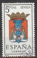 Espa�a-Spain. Sevilla (o) - Ed 1638, Yv=1088 - 1961-70 Usados
