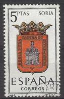 Espa�a-Spain. Soria (o) - Ed 1639, Yv=1089 - 1961-70 Usados