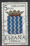 Espa�a-Spain. Tarragona (o) - Ed 1640, Yv=1090 - 1961-70 Usados