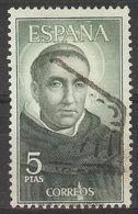 Espa�a-Spain. Domingo De Guzman (o) - Ed 1656, Yv=1295, Sc=1305, Mi=1533 - 1961-70 Usados