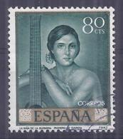 España-Spain. Romero De Torres (o) - Ed 1660, Yv=1299, Sc=1315, Mi=1539 - 1961-70 Usados