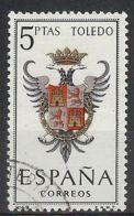Espa�a-Spain. Toledo (o) - Ed 1696, Yv=1093 - 1961-70 Usados