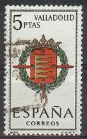 Espa�a-Spain. Valladolid (o) - Ed 1698, Yv=1094A - 1961-70 Usados