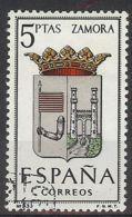 Espa�a-Spain. Zamora (o) - Ed 1700, Yv=1094C - 1961-70 Usados
