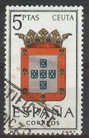 Espa�a-Spain. Ceuta (o) - Ed 1702, Yv=1094E - 1961-70 Usados