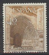 Espa�a-Spain. Sigena (o) - Ed 1728, Yv=1355 - 1961-70 Usados