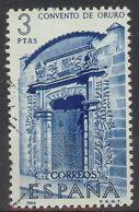 Espa�a-Spain. Convenio De Oruro (o) - Ed 1755, Yv=1382, Sc=1410, Mi=1650 - 1961-70 Usados