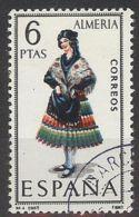 Espa�a-Spain. Almeria (o) - Ed 1770, Yv=1395 - 1961-70 Usados