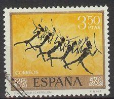 Espa�a-Spain. Pinturas Rupestres (o) - Ed 1786, Yv=1456, Sc=1439, Mi=1672 - 1961-70 Usados
