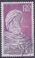 España-Spain. Ibd Rusd Averroes (o) - Ed 1791, Yv=1462, Sc=1444, Mi=1677 - 1961-70 Usados