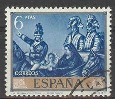 Espa�a-Spain. Mariano Fortuny (o) - Ed 1863, Yv=1521, Sc=1516, Mi=1749 - 1961-70 Usados