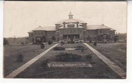 états-unis - Richland Center - Asylum - Etats-Unis
